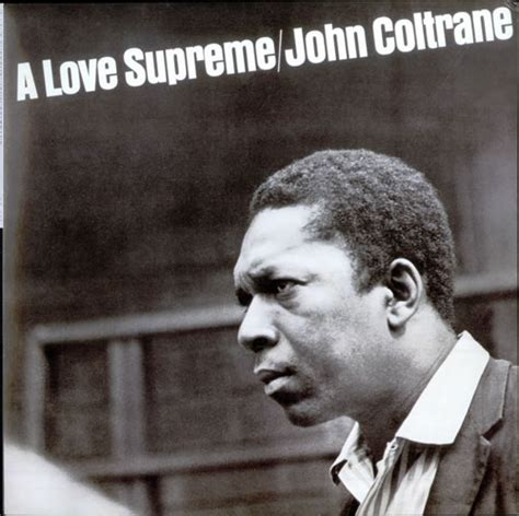 coltrane a supreme today coltrane recorded a supreme in 1964 all