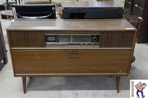 Meuble Radio Grundig by Meuble Platine Radio Grundig Vintgage Troc En Stock