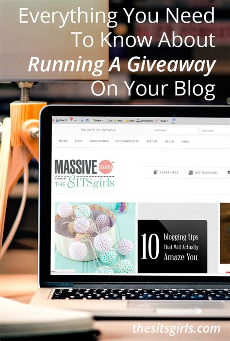 How To Run A Giveaway On Twitter - how to run a successful blog giveaway in 5 easy steps