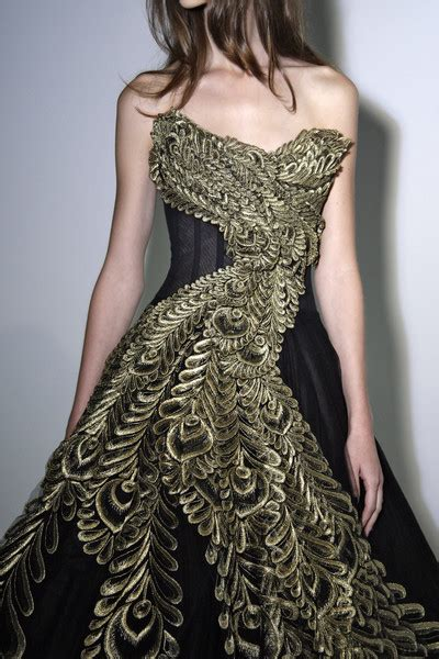 Marchesa Fall 2008 by Marchesa 2008 Runway Pictures Stylebistro