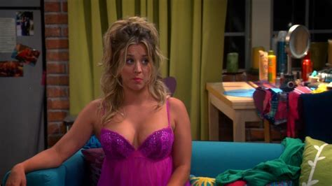 penny tbbt kaley cuoco was looking pretty good on the last big bang theory ign boards