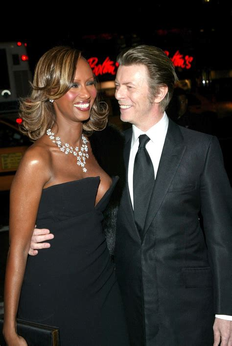 david bowie iman and love story let s take a moment to appreciate david bowie and iman s