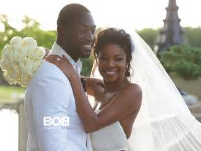 love is in the air gabrielle union and dwyane wade are