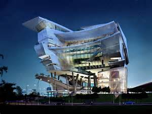 Awesome Architecture Ccrc Star Performing Arts Centre Singapore By Aedas