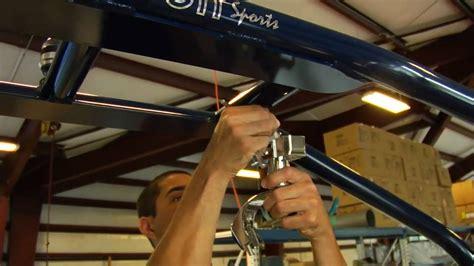 boat speaker tubes s7hd speaker installation on a samson or tube wakeboard