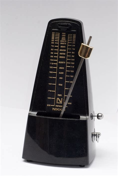 swing music tempo metronome wikipedia