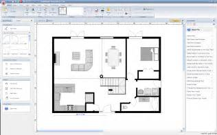 draw a floor plan free smartdraw 2010 software review and rating home