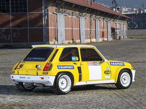 renault 5 turbo group b used 1982 renault 5 turbo group b for sale in england