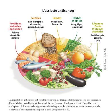 l alimentation anti cancer selon david servan schreiber