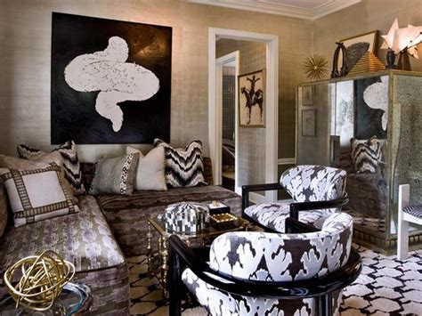 fashion inspired home decor robin baron