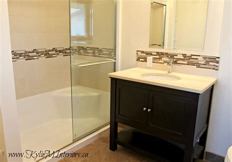 Paint Or Replace Cabinets by Updated 1980 S Bathroom Replace Oak Cabinets With An