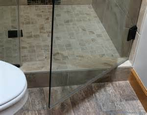 shower door threshold custom shower archives home stores