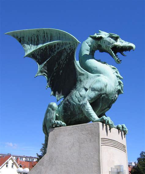 dragon statue 02 by restmlinstock on deviantart