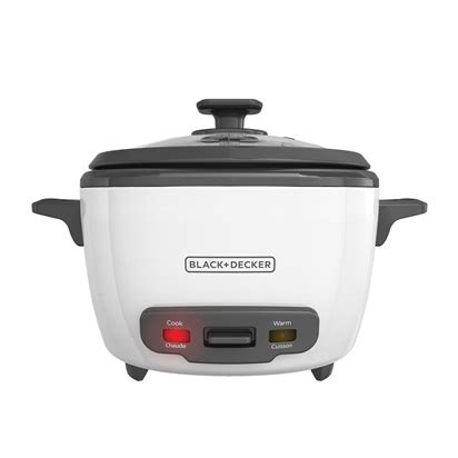 rice cookers steamers black decker