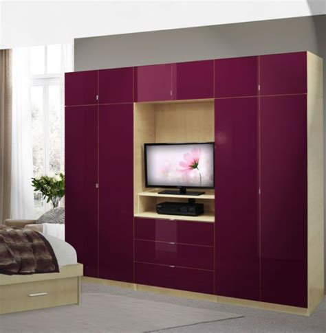 Bedroom Wall Unit Designs 55 Cool Entertainment Wall Units For Bedroom