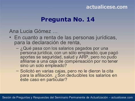 quien debe declarar renta en colombia en el 2016 25 preguntas sobre el impuesto de renta en colombia