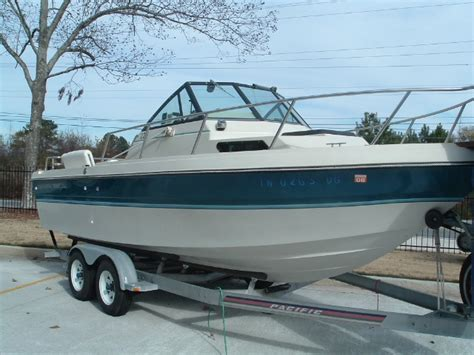 1989 chaparral 224 wa 23 saltwater fishing used excellent - Chaparral Boats In Saltwater