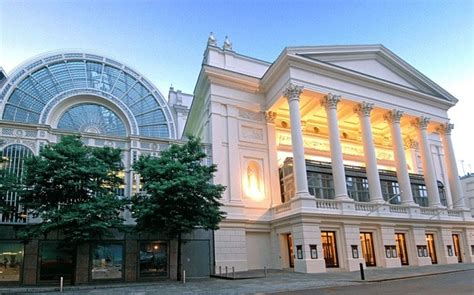 royal opera house will this royal opera house redevelopment be an improvement telegraph