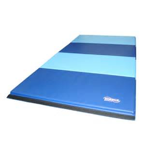 8ft blue l blue gymnastics mat folding panel tumble