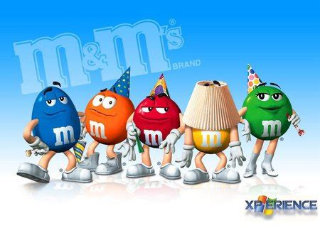 m&m - Funny & Entertainment Background Wallpapers on ... M And S Wallpaper