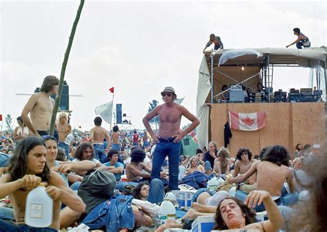 Festival The Gler by Cool Pictures Of Fans At 1973 Summer Jam Rock Festival At