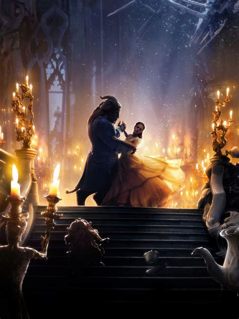 wallpaper beauty   beast    movies