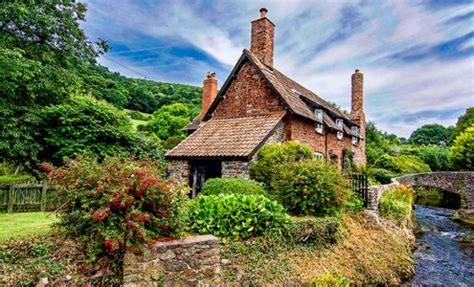 somerset cottage somerset cottage jigsaw puzzle