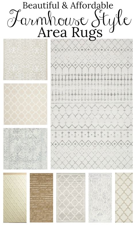Farmhouse Area Rugs Beautiful Affordable Farmhouse Style Area Rugs