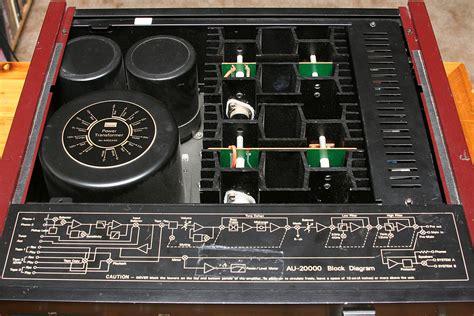 sansui au  integrated amplifier audiobaza
