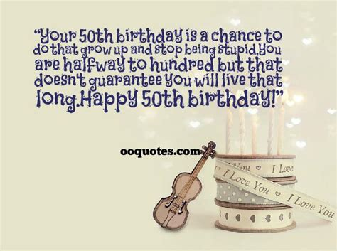 50th Birthday Quotes Happy 50th Birthday Quotes Quotesgram