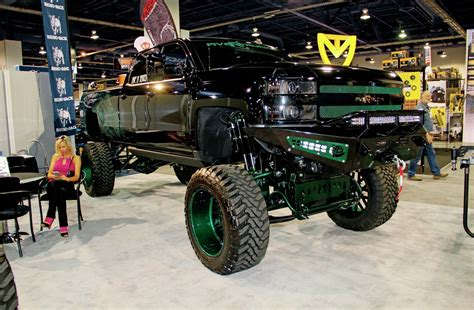 when is the truck 2014 the lifted trucks of sema 2014