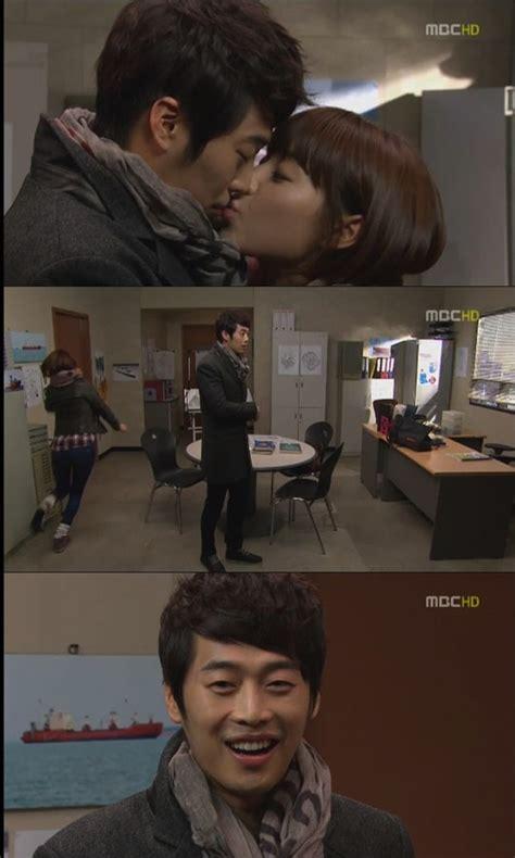 film may queen korean spoiler quot may queen quot han ji hye kisses kim jae won and