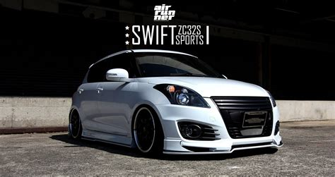 Door Design In India by Suzuki Swift Sport Looks Cool With Beli Kit And Air Ride