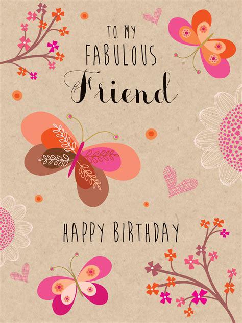 Fabulous Birthday Quotes To My Fabulous Friend Happy Birthday W459 Birthday