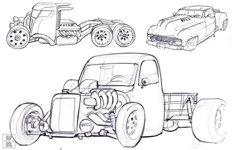 coloring pages rat rods transformers g1 hot rod coloring pages coloring pages