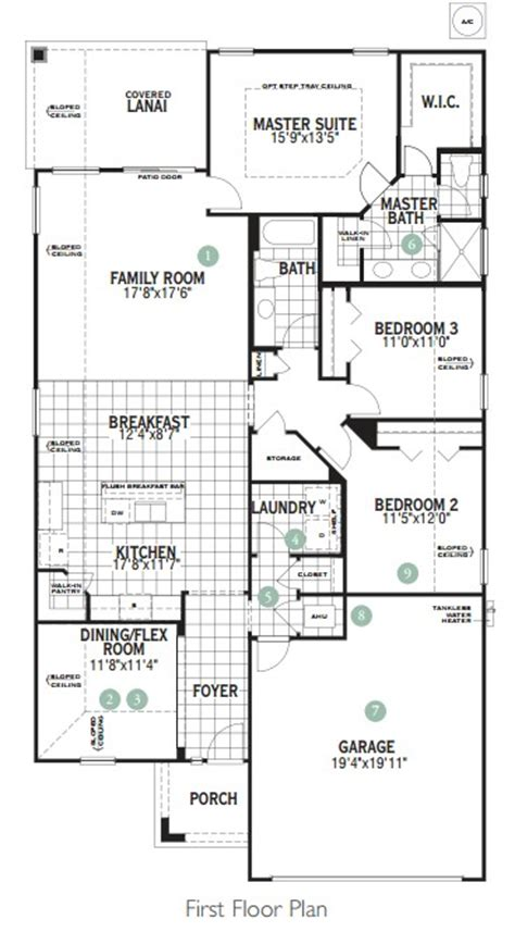 mattamy homes floor plans jessica at crosswater at pablo bay mattamy homes plans