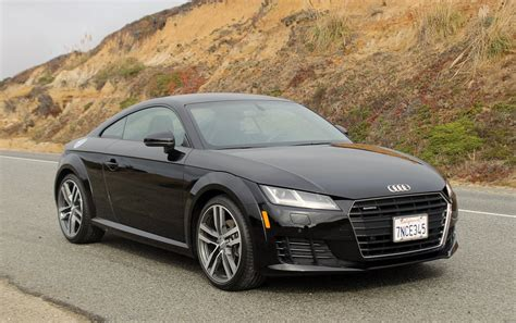 Audi Consulting by Audi Convinced Me The New 2016 Tt Coupe Is Actually A