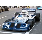 Tyrrell P34  Formula 1 Pinterest