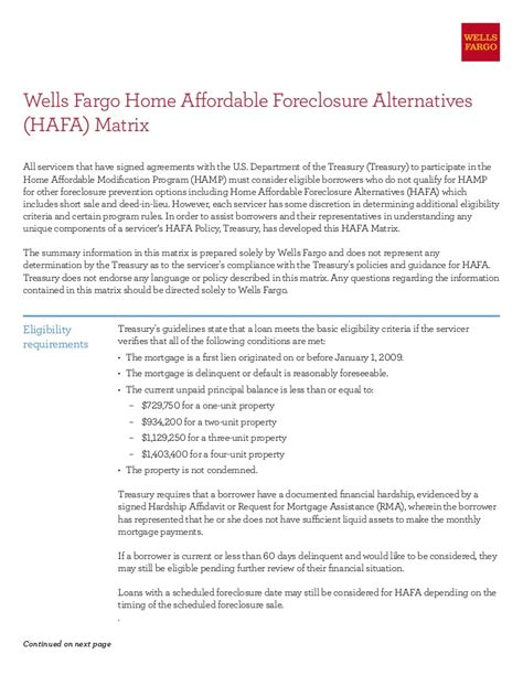 Home Loan Foreclosure Letter Format India Fargo Hafa Guidelines