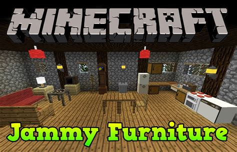 Furniture Mod 1 6 4 by Jammy Furniture 5 0 0 Build Smeagol For 1 6 4 1 7 2 And