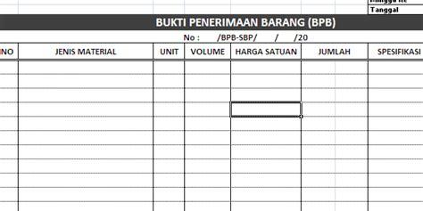 format buku gudang kumpulan file laporan proyek harian mingguan dan akhir