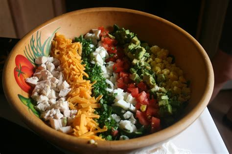 Kitchen Table Decorating Ideas Pictures by Cobb Salad Wikipedia