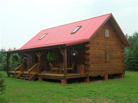 tiny log cabin plans small log home designs find house plans