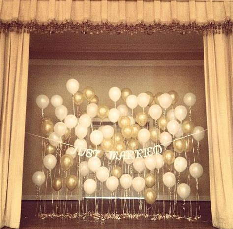 Wedding Backdrop Balloons by Wedding Balloons Decoration Wholesale Centre