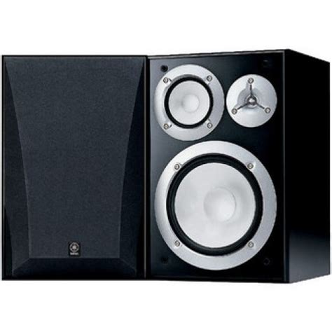 yamaha ns 6490 bookshelf speakers newaudiounited