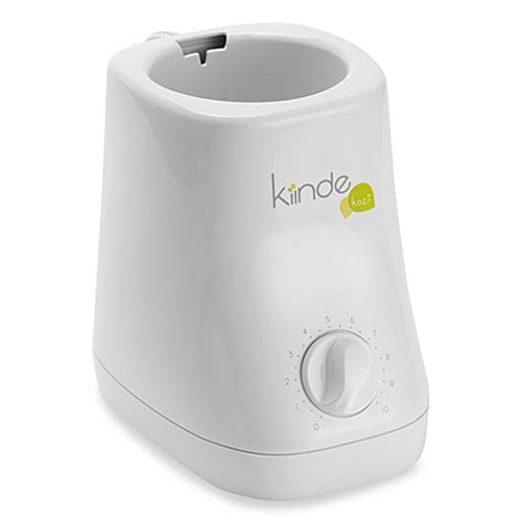Baby Safe Milk And Warmer T1310 7 buy kiinde kozii breastmilk warmer and bottle warmer from bed bath beyond
