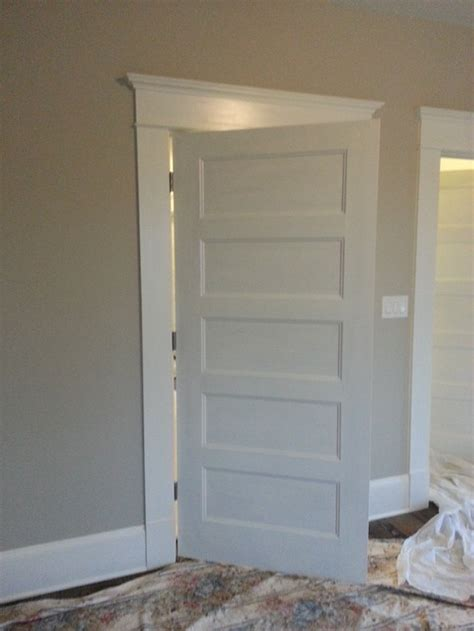 painting doors and trim different colors door color