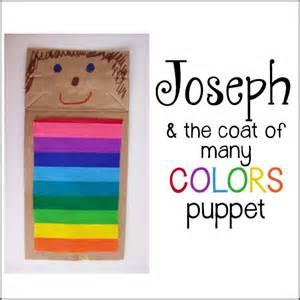 Joseph The Coat Of Many Colors Christian Preschool Joseph Coat Of Many Colors Activity