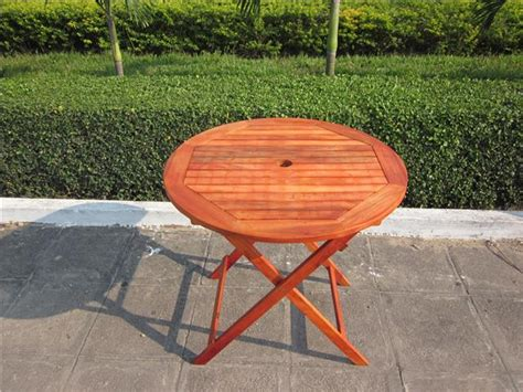 Folding Wooden Garden Table Hardwood Wooden Folding Garden Patio Table Folding Wood Chairs Furniture Ebay