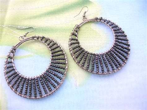 Handmade Jewelry Supplies Wholesale - handmade jewelry bead earring001